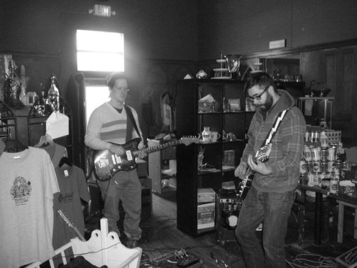 Tynan and Ryan - Recording 'Call Me When You're Single' - January 6-13, 2011
