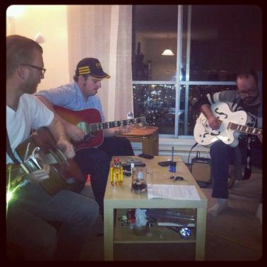 Songwriting @ RK's