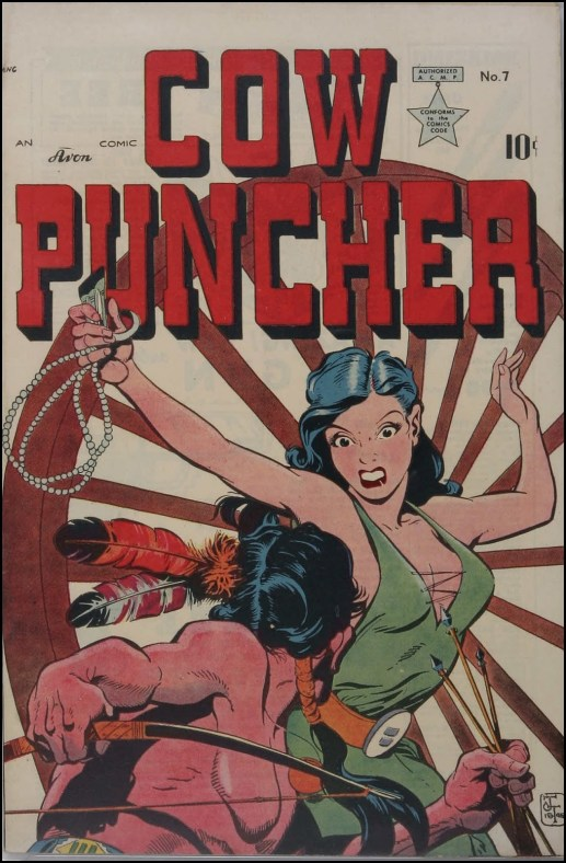 Cow Puncher #7, 1949.