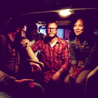 @joshsandulak #recording #cowpuncher #yyc #music #calgary #gangs #recreationalvehicle