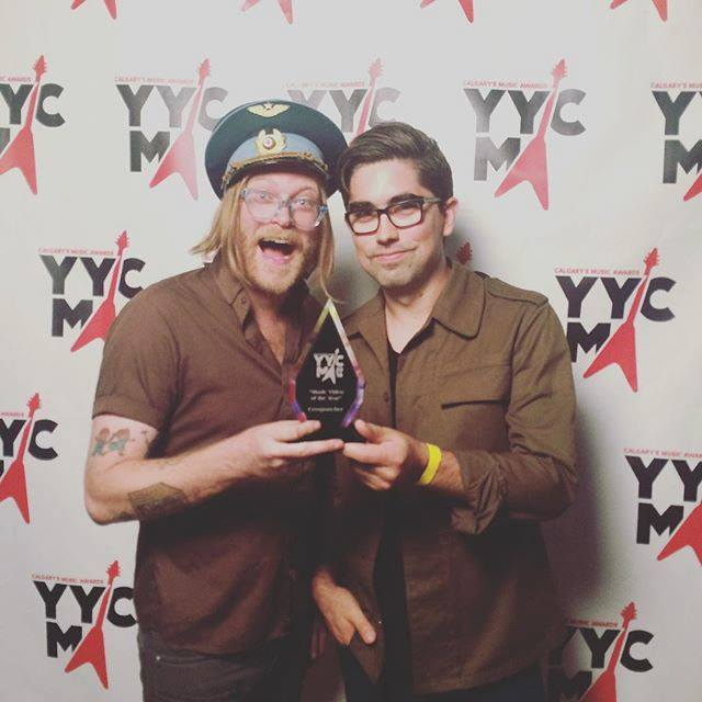 YYC Music Awards - Music Video of the Year - Later On