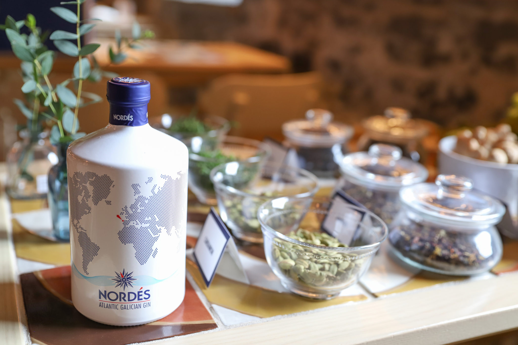 Getting to know Nordés Gin | ADDICTED