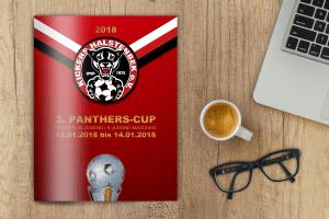 3. PANTHERS-CUP - Programmheft -Kickers Halstenbek e.V.