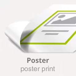 large format prints also express
