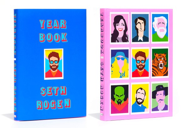 Seth Rogen: Yearbook | What to Read This May 2021- Nine handpicked books releasing this month