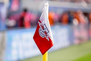 Eckfahne RB Leipzig