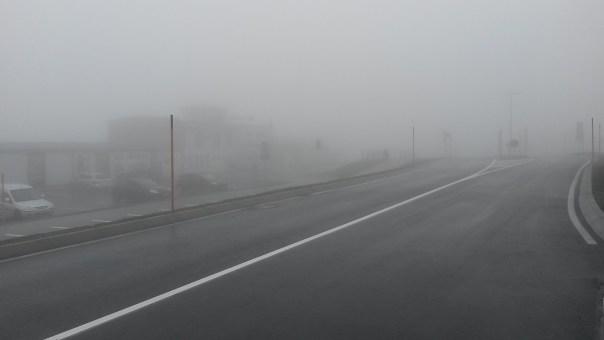Nebel auf der Wasserkuppe