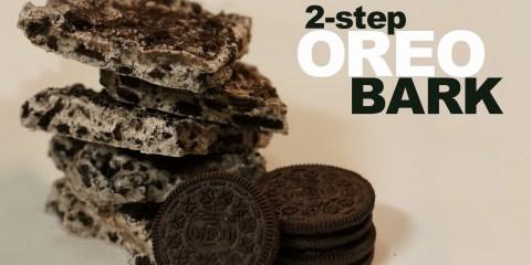 Oreo Bark Recipe