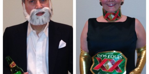 Dos Equis costume