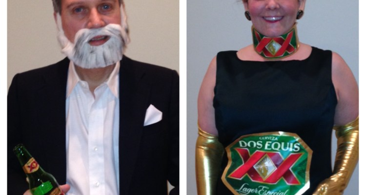 10 clever last minute homemade costumes were calling shenanigans dos equis costume solutioingenieria Image collections