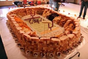 snack stadium sandwiches