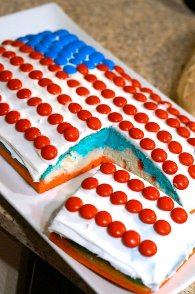 easy-fourth-of-july-cake