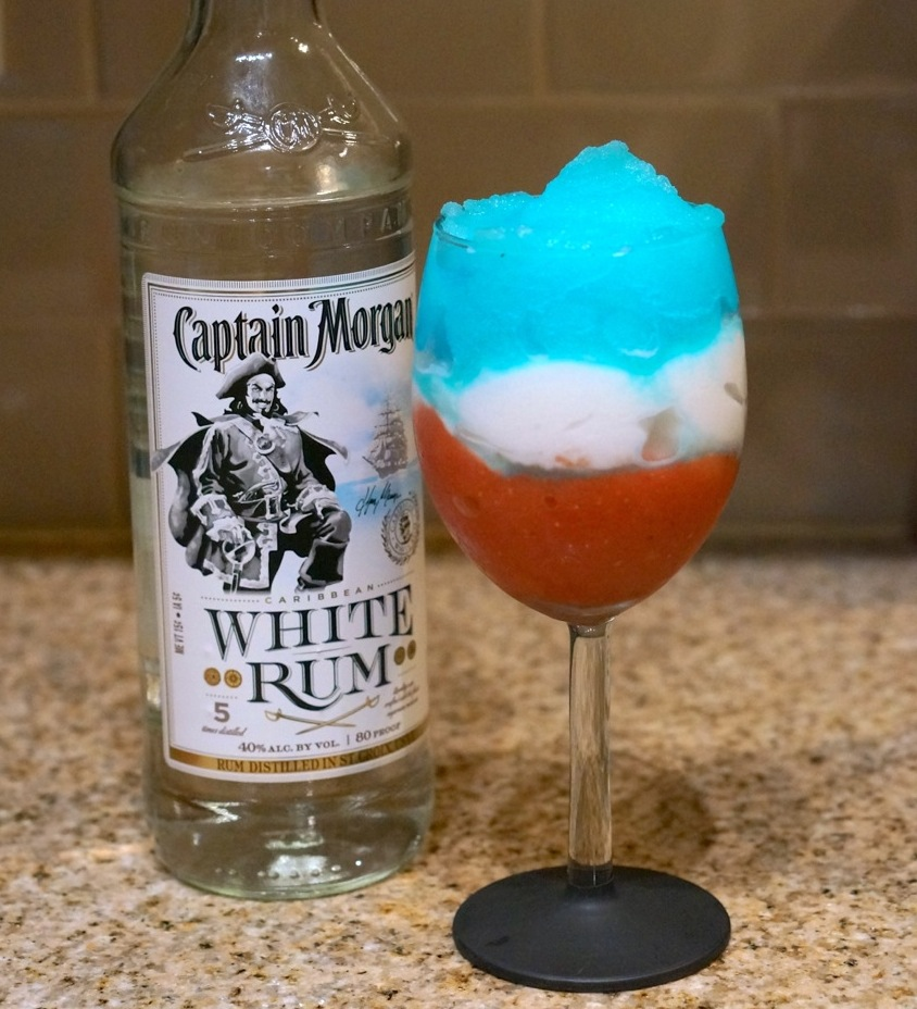 Red White And Blue Drink Recipe