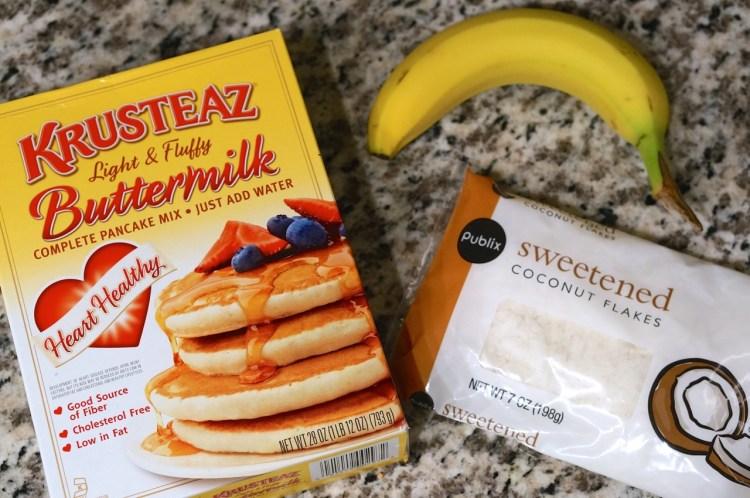 Bunny-pancake-ingredients