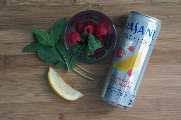 Raspberry-lemon-mojito
