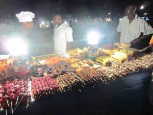 Stone Town barbecue