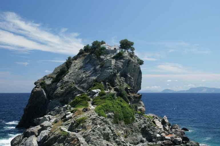Agios Ioannis chapel Skopelos
