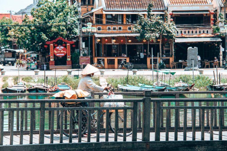 Het echte Vietnam in Hoi An