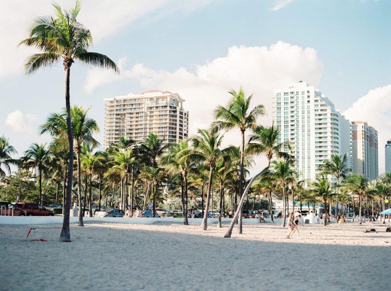Kies maar een mooi strand uit in en rond Miami, er zijn er genoeg!