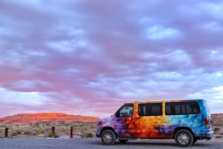 Escape Campervans - duurzame reistips