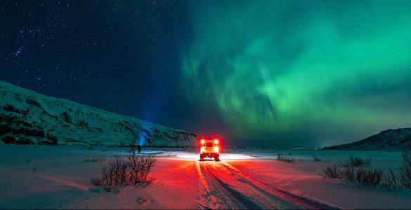 Noorderlicht, Aurora Borealis
