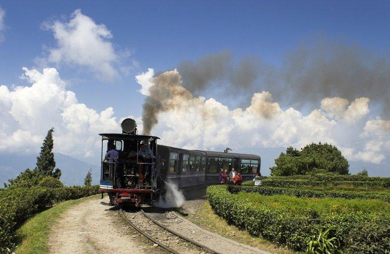 Darjeeling, Must sees in India