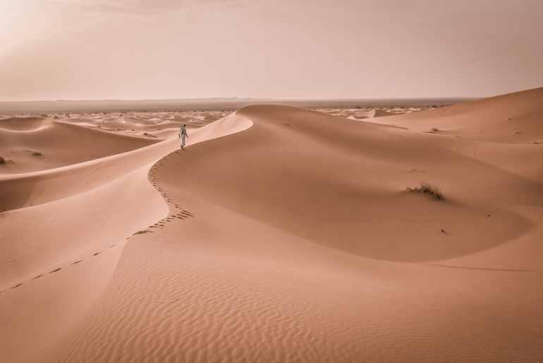 Must sees in Afrika: Merzouga, Marokko