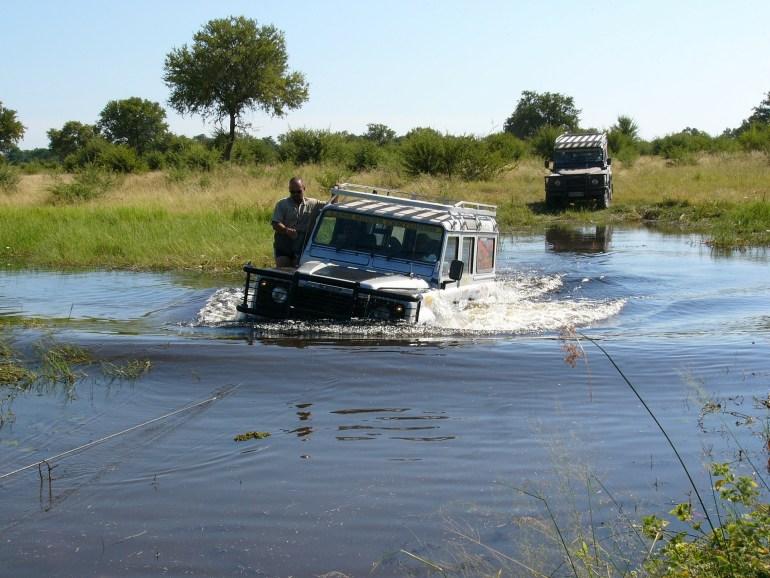 Eén van de must sees in Afrika: Okavango Delta, Botswana