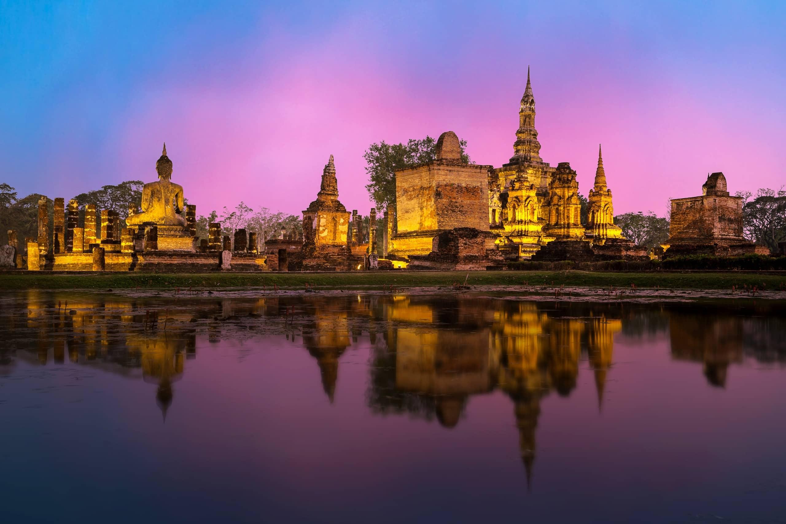 Thailand | 10 Must Sees om te ontdekken tijdens je rondreis via @wereldreizigersnl