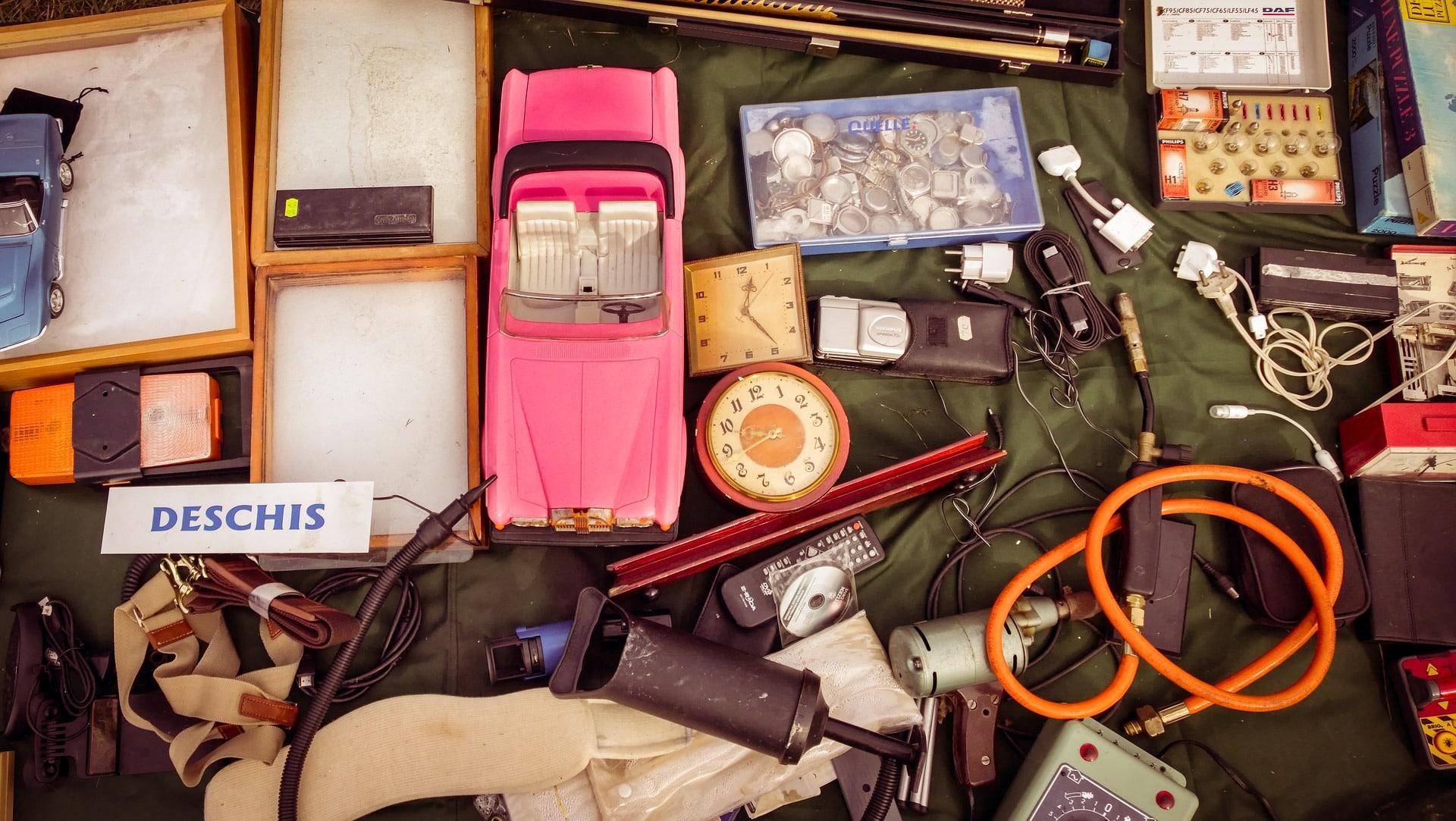 Je tweedehands spullen verkopen voor een wereldreis | Snel extra geld via @wereldreizigersnl