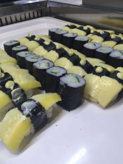 Sushi - Live Cooking