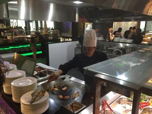 Aziatisch - Tepanyaki - Live Cooking