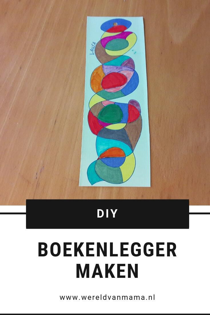 boekenlegger-maken