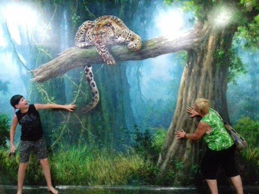DMZ Bali 3D Museum