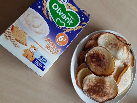 Pancakes recept