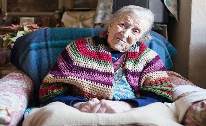 Emma Morano, centenaria