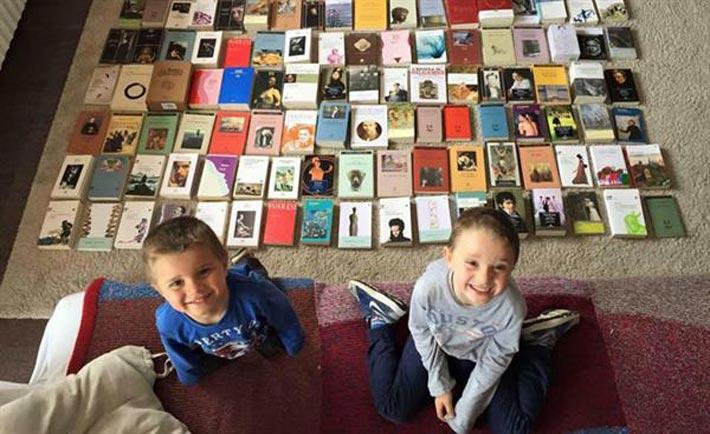Fuoristrada di libri in Perù