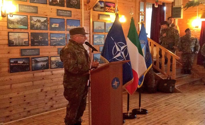 Generale Graziano in Kosovo