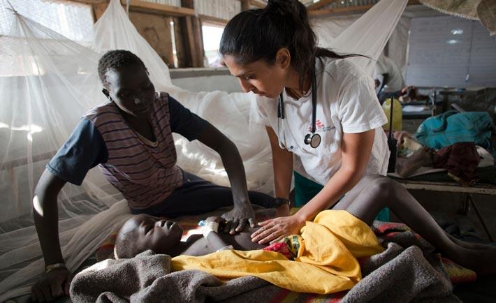 Medici Senza Frontiere in Sud Sudan