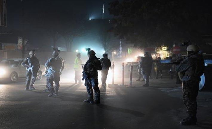 attentato ambasciata spagnola kabul