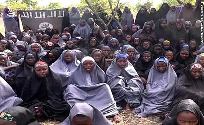 ragazze rapite da Boko Haram