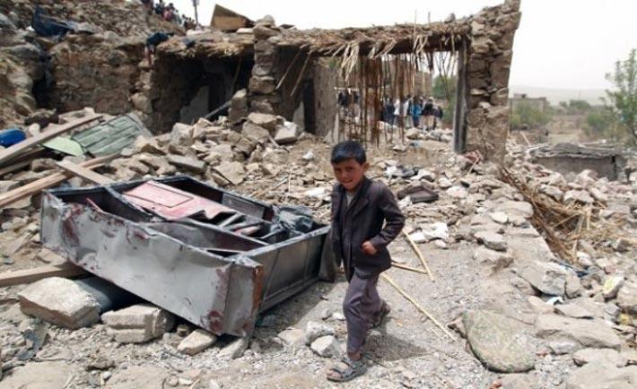 1,3 milioni di bambini soffrono la fame in Yemen