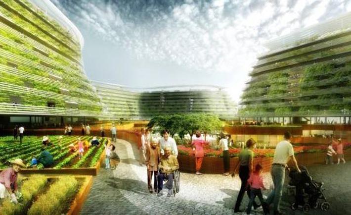 Un'immagine del progetto Home Farm