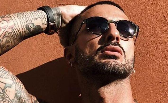 Fabrizio Corona, instagram