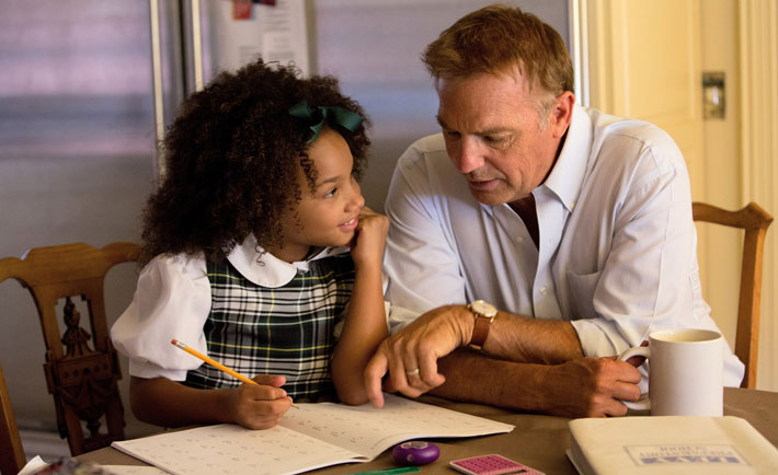black or white film trama