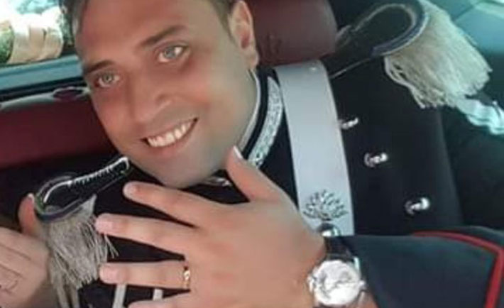 carabiniere ucciso funerali rai