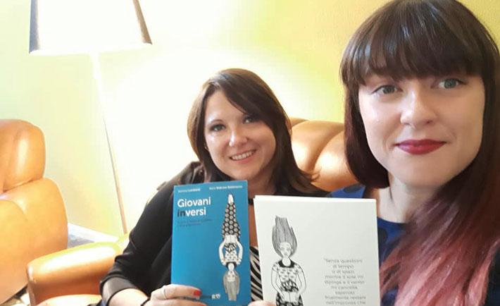 giovani inversi book for peace