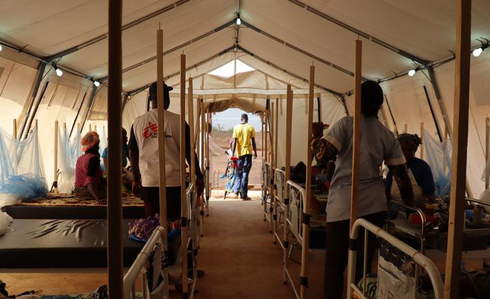 covid 19 burkna faso medici senza frontiere