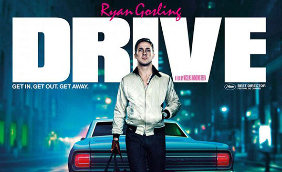 drive trama cast film