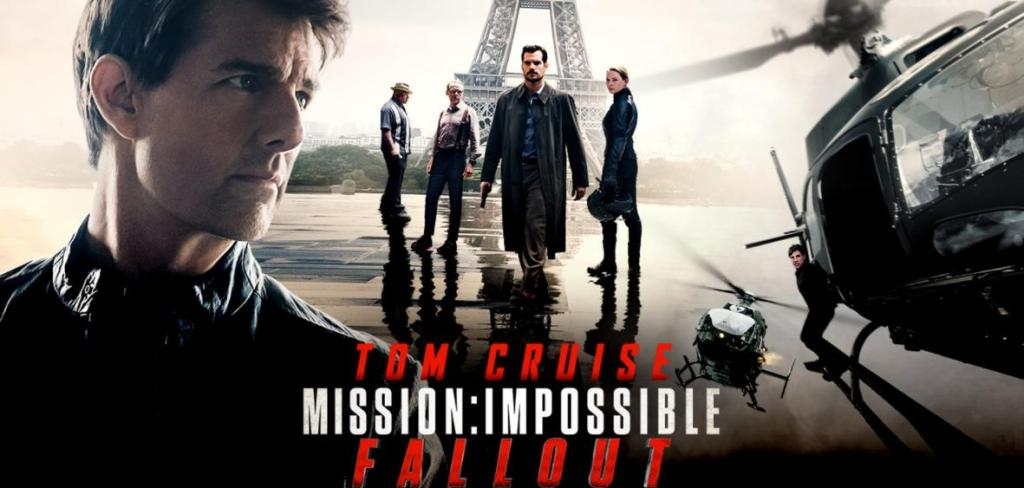 mission impossible fallout canale 5